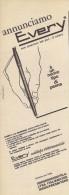 # FILA PRESBITERO EVERY 1960s Italy Advert Publicitè Publicidad Reklame Penna Fuller Pluma Stylo Encre Ink - Penne