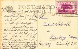 Post Card San-Francisco 1935 Merry Christmasfrom California - Vereinigte Staaten
