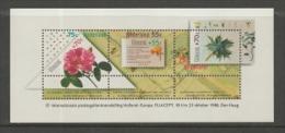 NEDERLAND, 1988, Mint Never Hinged, Stamp(s) Block Nr.31, Filacept, NVPH Nr. 1414  #6861 - Blocks & Sheetlets
