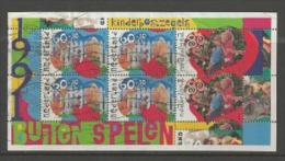 NEDERLAND, 1991, Mint Never Hinged, Stamp(s) Block Nr.34, Child Welfare, NVPH Nr. 1486  #6892 - Blocks & Sheetlets
