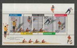 NEDERLAND, 1992, Mint Never Hinged, Stamp(s) Block Nr.36, Olympic Games, NVPH Nr. 1517  #6871 - Blocks & Sheetlets
