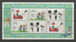 "NEDERLAND, 1999, Mint Never Hinged, Stamp(s) Block , Comics :Jip & Janneke"", NVPH Nr. 1855  #7415 - Blocks & Sheetlets"