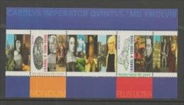 NEDERLAND, 2000, Mint Never Hinged, Stamp(s) Block  . Karel V, NVPH Nr. 1877  #7428 - Blocks & Sheetlets