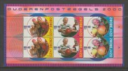 NEDERLAND, 2000, Mint Never Hinged, Stamp(s) Block  . Elderly People, NVPH Nr. 1893  #7465 - Blocks & Sheetlets