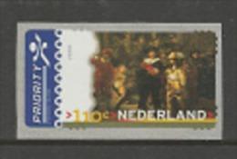 NEDERLAND, 2000 Mint Never Hinged, Stamp, Night Watch, NVPH Nr. 1904, #7472 - Blocks & Sheetlets
