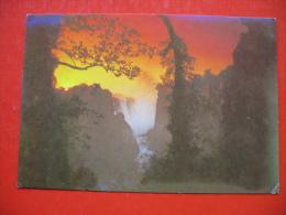Victoria Falls Sunrise - Simbabwe