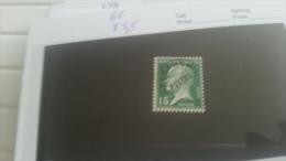 LOT 221008 TIMBRE DE FRANCE NEUF* N�65 VALEUR 35 EUROS