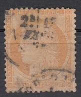 1870 SIEGE DE PARIS 40 C. ORANGE  N.38 YVERT