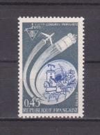 FRANCE / 1972 / Y&T N° 1721 ** : Internationale PTT - Gomme D´origine Intacte - Neufs
