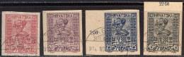 CROATIA - HRVATSKA - S.H.S. - ERROR - 29. LISTOPAD - IMPERF.  - Used - 1918 - RARE - Kroatien