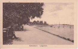PC Köbenhavn - Langelinie - Stamp Missionshotellet - 1913 (8411) - Dänemark