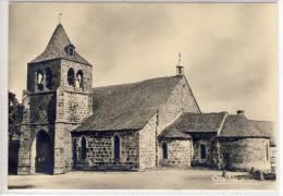 CHEYLADE  Cantal  L'Eglise XIIe Siecle,  Edit. + Photo  Albert Monier , Signee - Other Municipalities