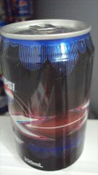 Vietnam Viet Nam Pepsi 330ml Empty Can - Enery Drink / Opened At Bottom - Cannettes