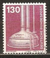 Allemagne - 1982 - Industrie Et Technique – Chaudière à Brasser - YT 967 Oblitéré - Fabbriche E Imprese