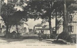 Aveyron: Bouloc, Avenue De Salles-Curan - France