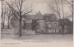 Meuse :  BAR  Le  DUC  :  Ancien Château - Bar Le Duc
