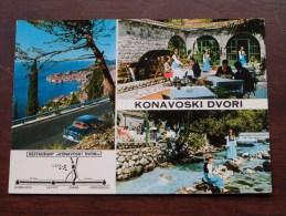 KONAVOSKI DVORI - Anno 1970 ( Zie Foto Details ) !! - Yougoslavie