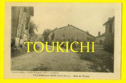 VILLIERS AUX BOIS / Rue De Wassy / RARE - Other Municipalities