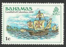 Bahamas, 1 c. 1980, Sc # 464, MNH
