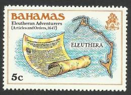Bahamas, 5 c. 1980, Sc # 466, MNH