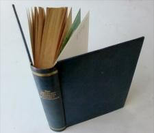 1951 The Merriam - Webster POCKET DICTIONARY Dictionnaire de la Langue Anglaise
