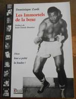 Les Immortels De La Boxe - Boeken