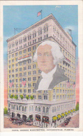 Hotel George Washington Jacksonville Florida 1939 - Jacksonville