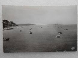 CP 33 Bassin D'arcachon  PILAT-PLAGE ( Pyla )   - Entrée De La Passe Et Les Grandes Dunes  1955 - Other Municipalities
