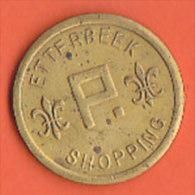 Jeton Shopping Etterbeek - Professionals / Firms