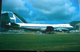AIR SIAM    B 747 148   HS VGB - 1946-....: Modern Era