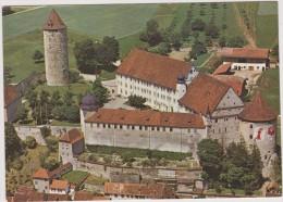 SUISSE,HELVETIA,SWISS,SWITZERLAND,SVIZZERA,SCHWEIZ ,JURA,PORRENTRUY,IL Y A 50 ANS,AJOIE,chateau - JU Jura