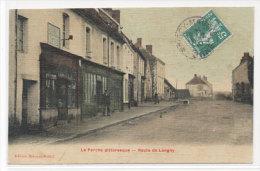 Le Perche Pittoresque - Route De Longny  ( Papier Toilé) ( BOISSY MAUGIS ) (71296) - France