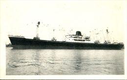 "N°38792 -cpa Le Navire De Charge ""Pei-Ho"" - Commerce"
