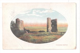 HADLEIGH CASTLE LEIGH ON SEA NR SOUTH BENFLEET USED 1909  ESSEX - Angleterre