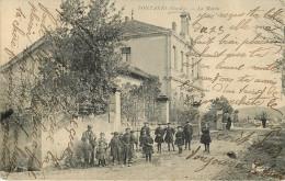 Fontanes(30)  Gard  : La Mairie - France