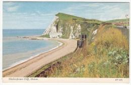 Shakespeare Cliff, Dover,  Charles Skiltons Series, Transport Train, - Dover
