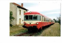 66 - CATLLAR - X 4607 - 2007 - Locomotive Train S.N.C.F. Voie Ferrée - Gare - - Autres Communes