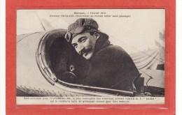 TRANSPORTS / AVIATION / AVIONS / AVIATEURS / Etampes 11/02/1911 Aviateur GUILLAUX Recorman Du Monde Entier Avec Passager - Aviatori