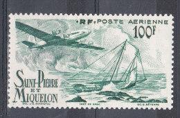 ST PIERRE ET MIQUELON YT PA 19 Neuf - St.Pierre Et Miquelon