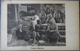 Albania, Tirana - Albanie