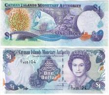 Cayman Islands - 1 Dollar 2006 UNC Lemberg-Zp