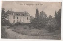 LE MANS - Maison De Santé Du Mans - Rue Du Ballon - Vue Des Jardins - Le Mans