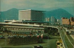 HONG KONG KOWLOON CANTON RAILWAY TERMINAL - Cina (Hong Kong)