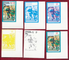 MNH PROOFS SOCCER   TEAM IRAQ   VERY LOQ QUANTITY EXIST - World Cup