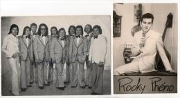 47 - BON-ENCONTRE . LES CITY-BOYS DE JACK-HENRI SOUMÈRE + PHOTO ROCKY PHÉNO . ORCHESTRE - Réf. N°2639 - - Chanteurs & Musiciens