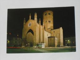 PIACENZA - Basilica di Sant' Antonino - Notturno