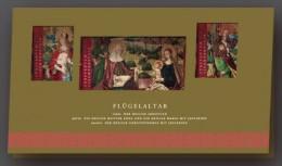 lie2140420 Liechtenstein 2014 Painting Winged altar s/s Michel Nr.Block 25