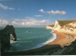 Postcard - Durdle Door & Bat´s Head Cliffs, Dorset. A - England
