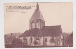 GARGILESSE - N° 24 - L' EGLISE - France
