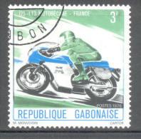 Gabun 1976 - Michel 597 O - Gabun (1960-...)